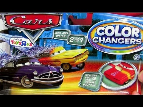Color Changers From Cars
