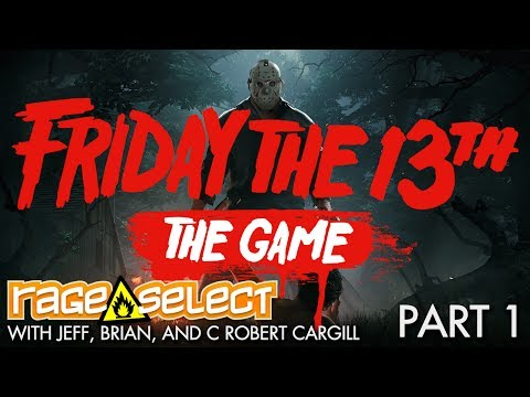 The Dojo - Friday the 13th: The Game WITH JUNKFOOD CINEMA! - Part 1