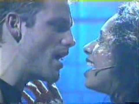 Rent UK Cast 2001 - Debbie Kurup and Damien Flood