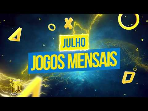 PS Plus Julho 2020 | NBA 2K20 + Rise of the Tomb Raider + Erica | PlayStation Plus