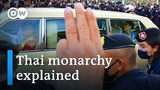 Who is Thailand's King and what do protesters want from him? | DW News
