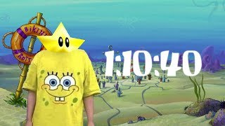 SpongeBob: Battle for Bikini Bottom Any% Speedrun in 1:10:40