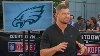 Former Philadelphia Eagle Brent Celek: Life after the NFL | Mad Money | CNBC