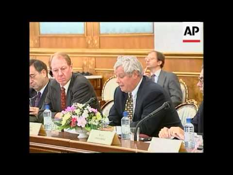 RUSSIA: PRIMAKOV DENIES PLANS TO BAN CIRCULATION OF US DOLLAR