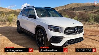 The 2020 Mercedes-Benz GLB 250 is a Boxy SUV That Blends a GLK & G-Wagen