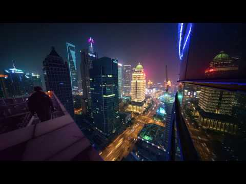 Shanghai timelapse and hyperlapse with The North Face