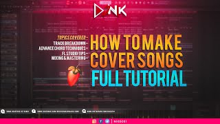 How to make Bollywood cover songs in fl studio | Fl Studio Hindi Tutorial | Dj Nik Official