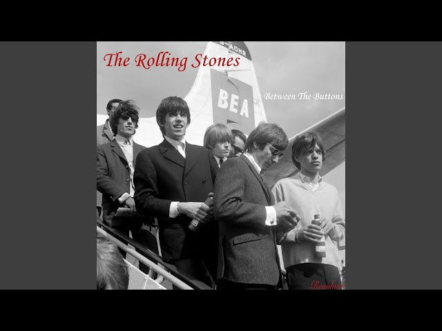 Альбом Between the Buttons (The Rolling Stones, 1967)