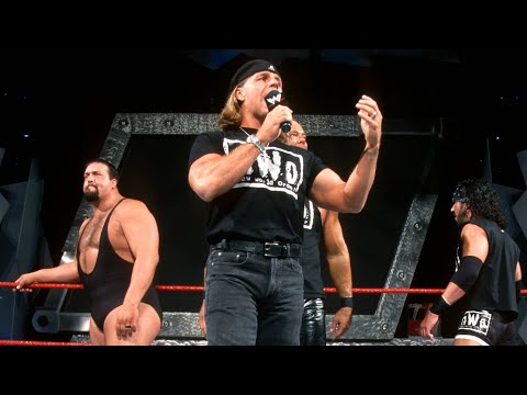 Shawn Michaels joins The nWo: Raw, June 3, 2002