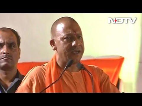 Inherited Legacy Of Jungle Raj In UP, Says Yogi Adityanath