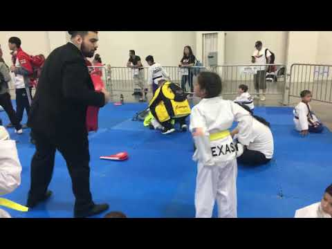 2018 National USA Taekwondo Tournament in Salt Lake City Utah.