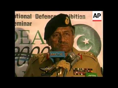 PAKISTAN: INTERNATIONAL DEFENCE EXHIBITION