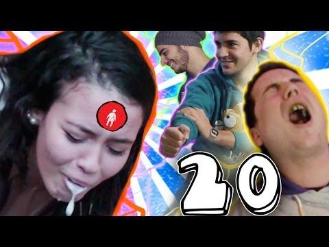 """ChatRoulette #20 """"LE TETTE DELLA SEDUZIONE"""" - Fancazzisti ANOnimi & Lais Guinananes"""