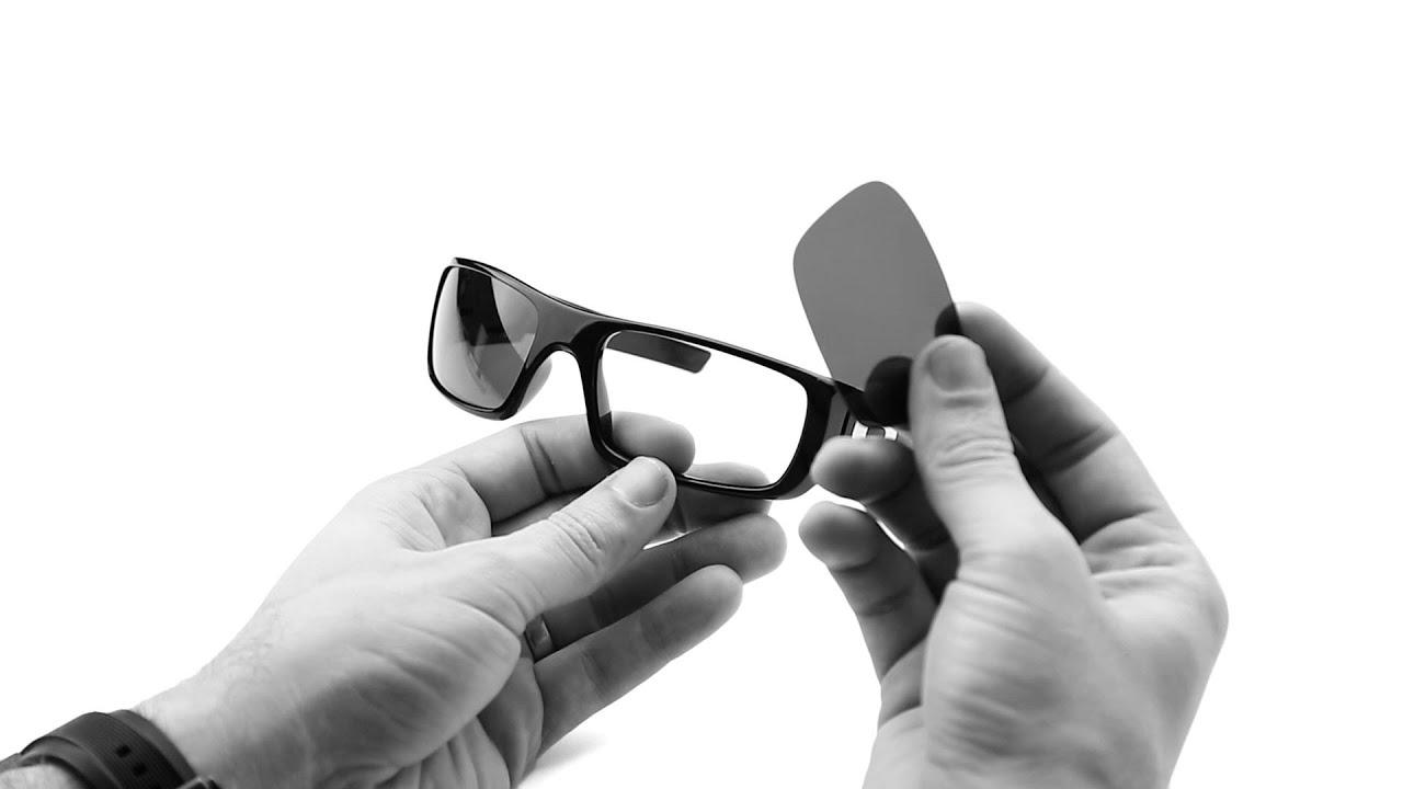 oakley crankshaft lenses
