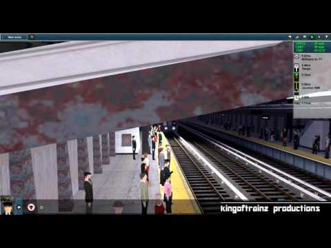 Trainz 12: The Outside World (2016 Edition) Late-Night (A) Local