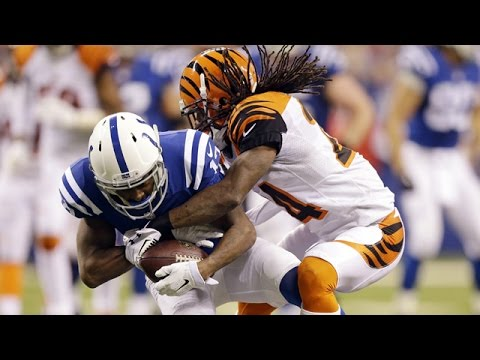 Bengals vs. Colts Wild Card highlights