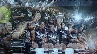The Kiwis - Slice Of Heaven (live at The Rugby League World Cup 08)