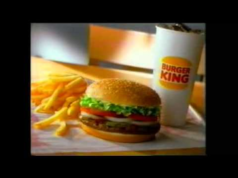 Burger King Commercial Featuring Yankees Baseball Cards 1999