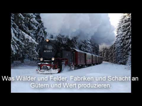 Das Eisenbahnerlied (Deutsche Reichsbahn)