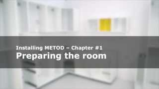 02.IKEA Kitchens - Installing Method _Chapter 1 Preparing the Room