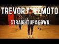 Straight Up & Down by Bruno Mars | Chapkis Dance | Trevor Takemoto