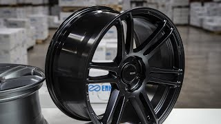 homepage tile video photo for Introducing the Enkei TSR-6 Tuning Series Lightweight Wheel