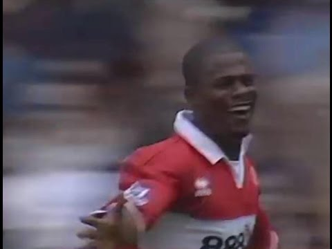Middlesbrough v Tottenham Hotspur 2004-05 BOATENG GOAL