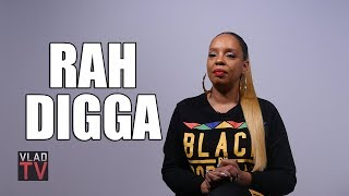 Rah Digga on Joining Outsidaz, Rapping on Fugee's 'The Score', Not Getting Paid (Part 1)