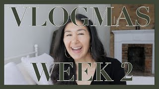 Outfits Of The Week, Refinishing Our 100 Year-Old Floors & More   VLOGMAS WEEK 2