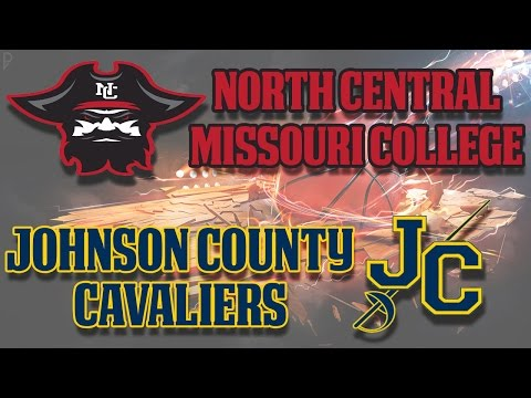 North Central Missouri College VS Johnson County Cavaliers Basketball (11-1-16)
