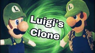 Adventure Show Movie: Luigi's Clone