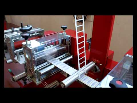 Guidolin Girotto RTV Rotary Die Cutting System With Servo Registration