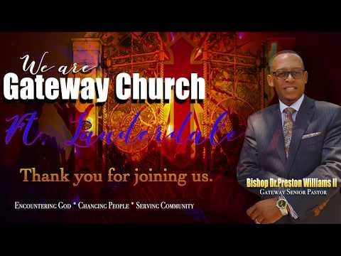 June 3 2018 Gateway Church Live Service