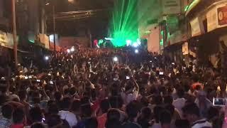 Sanyukt juna budhwar peth shivjayanti 2018....25000 crowd in roadshow..