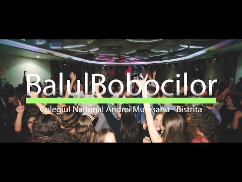 Balul Bobocilor CNAM 2016