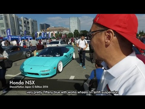 【統哥】東京  台場 StanceNation Japan 2016 [ENG SUB]