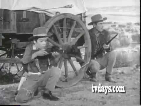 MATTY MATTEL  SAVES THE WAGON TRAIN WITH HIS WINCHESTER RIFLE