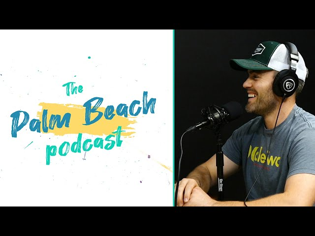 Palm Beach Podcast #23 - Shane Rye - Cressey Sports Performance