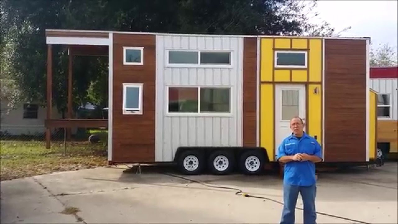 Tiny houses on youtube - Tiny Houses On Youtube 19