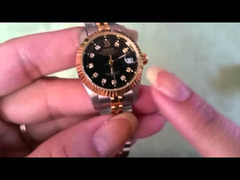Мужские часы из Китая NAVIFORCE часы с Алиэкспресс - YouTube