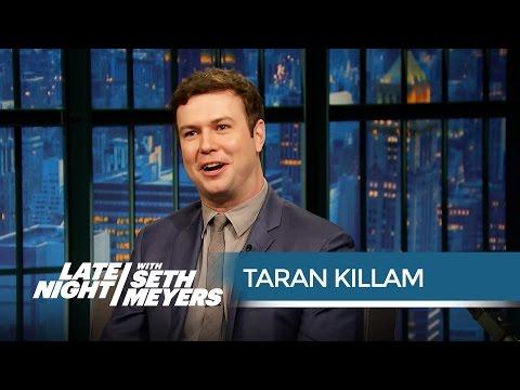 Download Youtube: Taran Killam's Worst SNL Injuries - Late Night with Seth Meyers