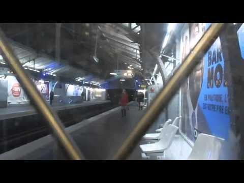IMEM ascenseur station de métro La Motte Picquet Grenelle Paris (lift - elevator)
