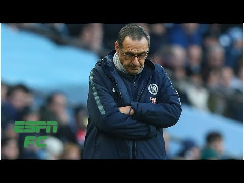 Maurizio Sarri is a fool for letting Chelsea lose 6-0 to Man City - Craig Burley l Premier League