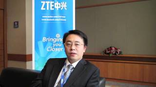 Interview with ZTE Senior Director - Richard Ye.mov