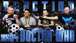 """Doctor Who 9x4 REACTION!! """"Before the Flood"""""""