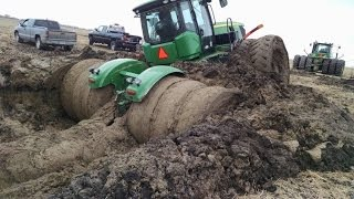Tractor at work compilation 2015, NEW