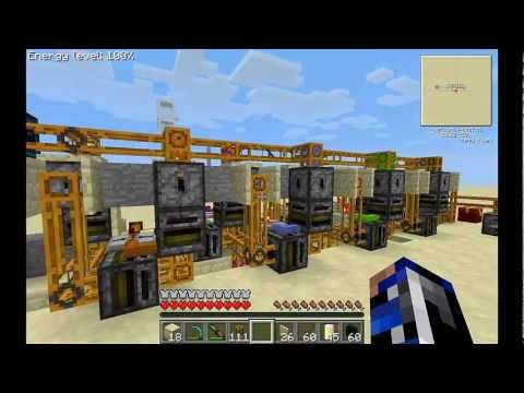 Supah Project! - Redpower Autocrafting Network