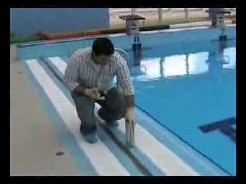 Colheita de amostras de gua de piscinas sa de ambiental for Agua piscina