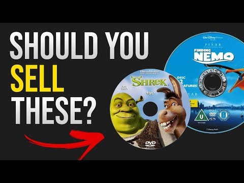 Online Arbitrage Q1 Q n A #14: Is It Worth Selling DVDs & Video Games?