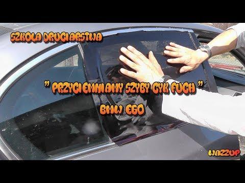 Szkoła Druciarstwa 'Przyciemniamy Szyby Cyk Fuch' BMW E60 Wazzup :)